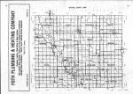 Index Map, Mitchell County 1983